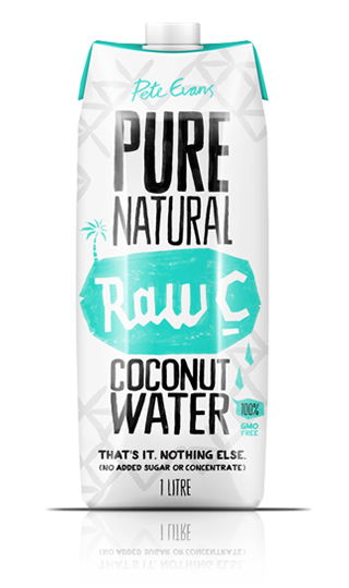 Raw C 1lt Coconut Water /12