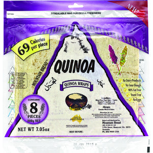 Mountain Bread Quinoa 200 gm