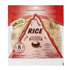Mountain Bread Rice 200g (Red)