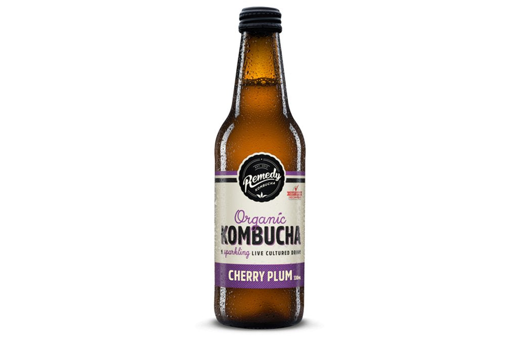 Remedy Cherry Plum 330ml/12
