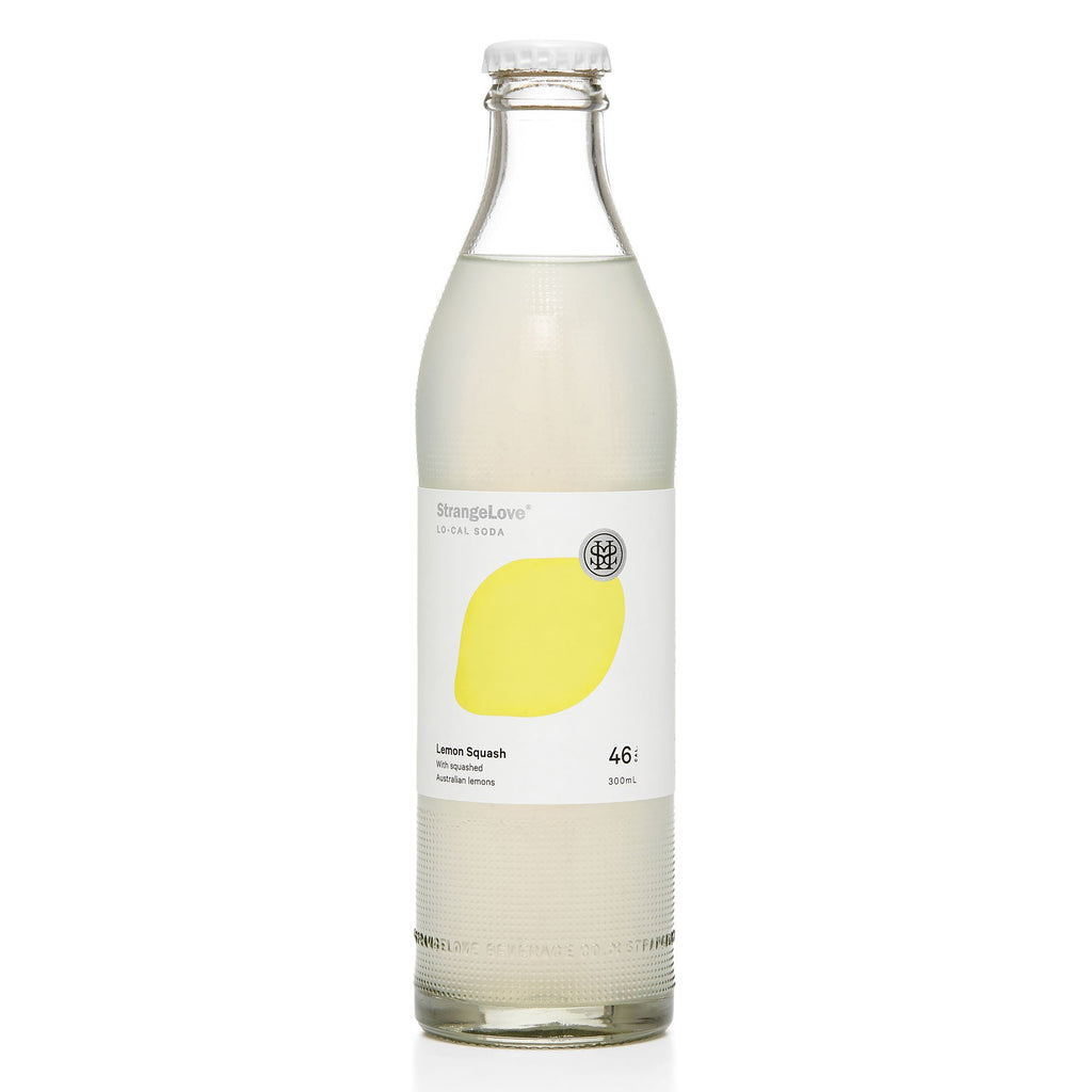 Strangelove Lemon Squash 300ml