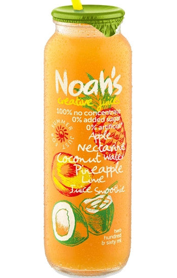 Noah's Nect,Coco,Lime 260ml*12