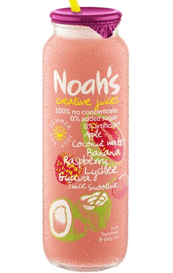 Noah's CocoBananaRasp 260ml*12