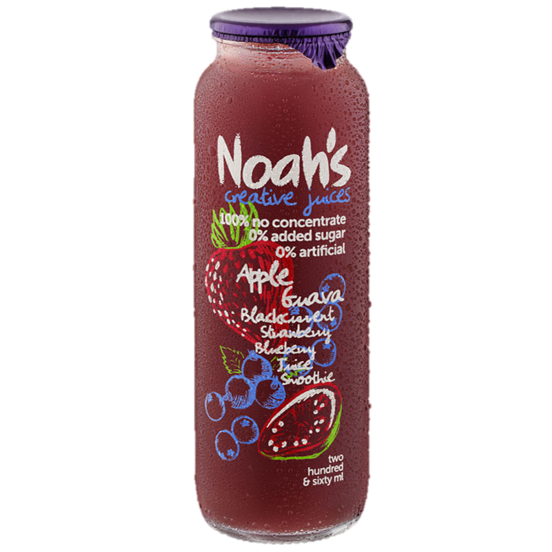 Noah's Red Smoothie 260ml *12
