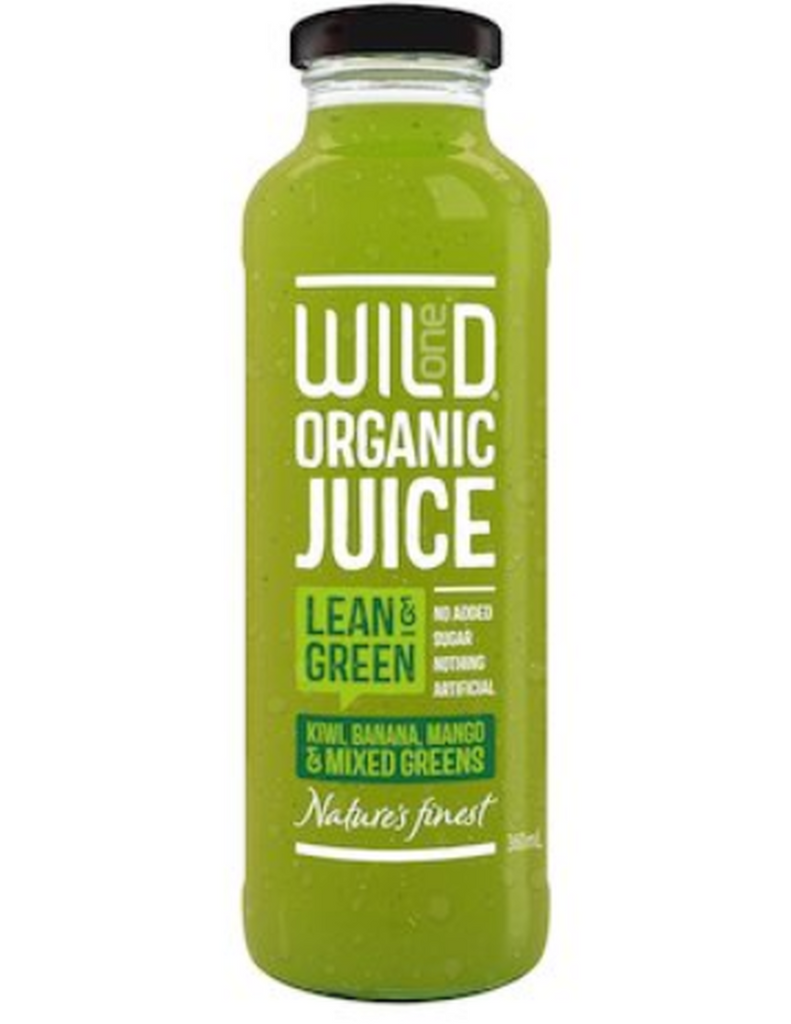 WO Org. Lean & Green Juice*12