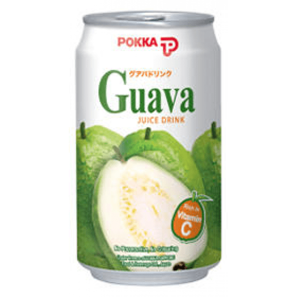 'Pokka' Guava Drink 24/300ml