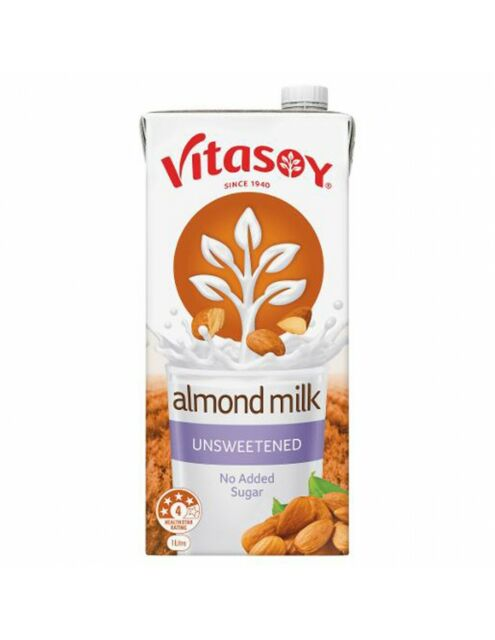 Vitasoy Almond Milk 1lt
