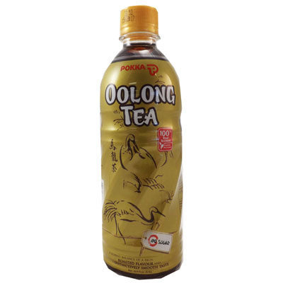 Pokka Oolong Tea 500ml PET