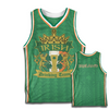 Irish Drinking Team Basketball Jersey