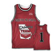 Georgia Drinking Team Basketball Jersey