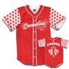 Canadian Drinking Team Baseball Jersey