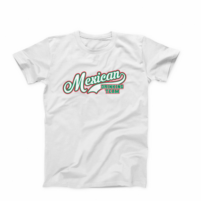 Mexican Drinking Team T-Shirt