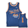 New York Drinking Team Basketball Jersey