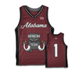 Alabama Drinking Team Basketball Jersey