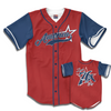 America (Land of the Free) Baseball Jersey