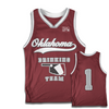 Oklahoma Drinking Team Basketball Jersey