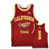 California Drinking Team Basketball Jersey