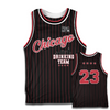 Chicago Drinking Team Basketball Jersey