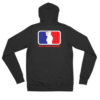 Major League Drinking Zip Hoodie