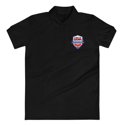 USA DT - Beer Pong Women's Polo