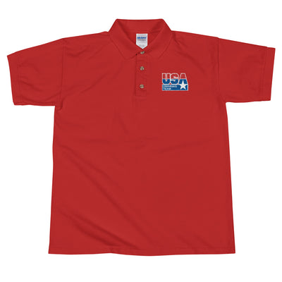 USA Drinking Team Logo Polo