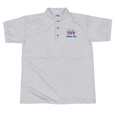 USA DT - Star Logo Polo