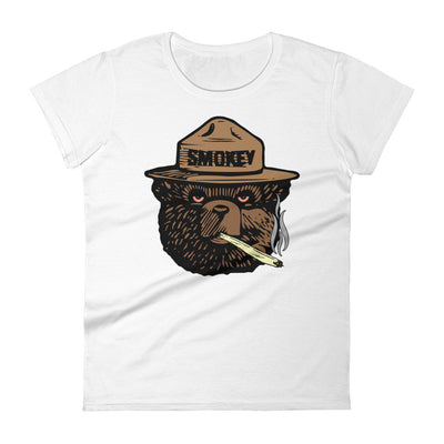 Smokey The Bro Women's T-Shirt