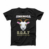 America The Goat T-Shirt
