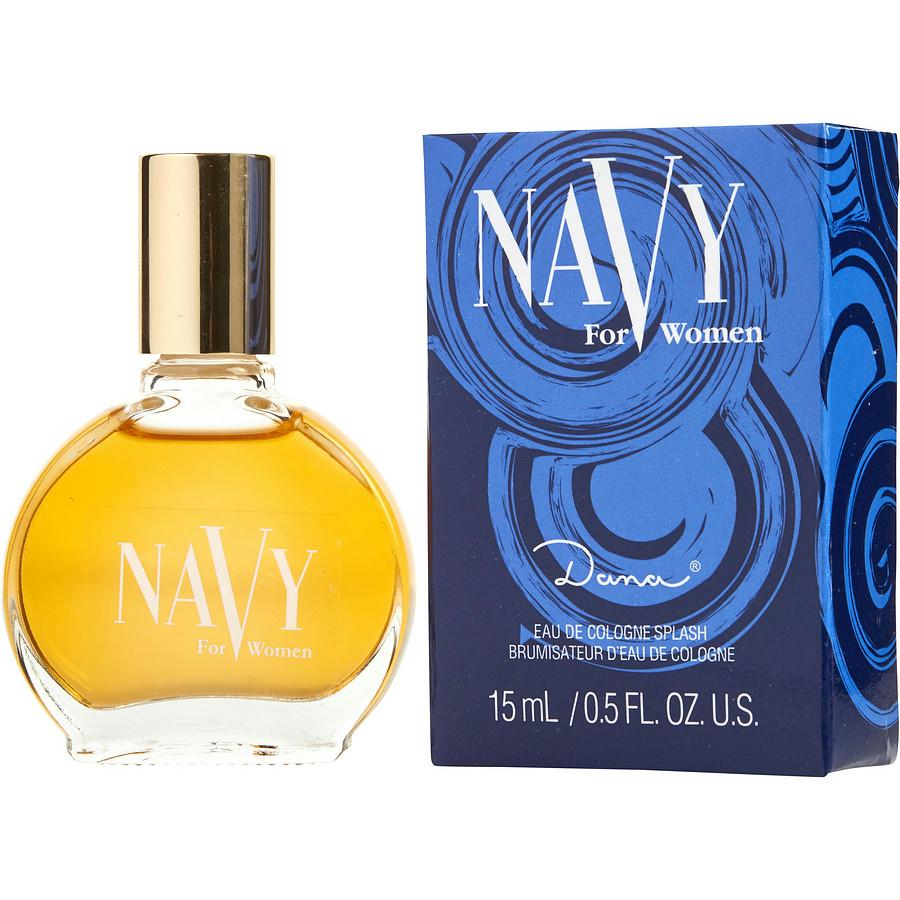 Navy By Dana Cologne .5 Oz Mini