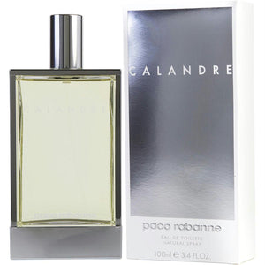 Calandre By Paco Rabanne Edt Spray 3.4 Oz
