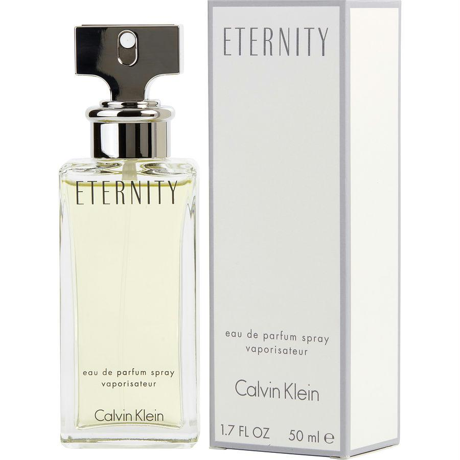 Eternity By Calvin Klein Eau De Parfum Spray 1.7 Oz