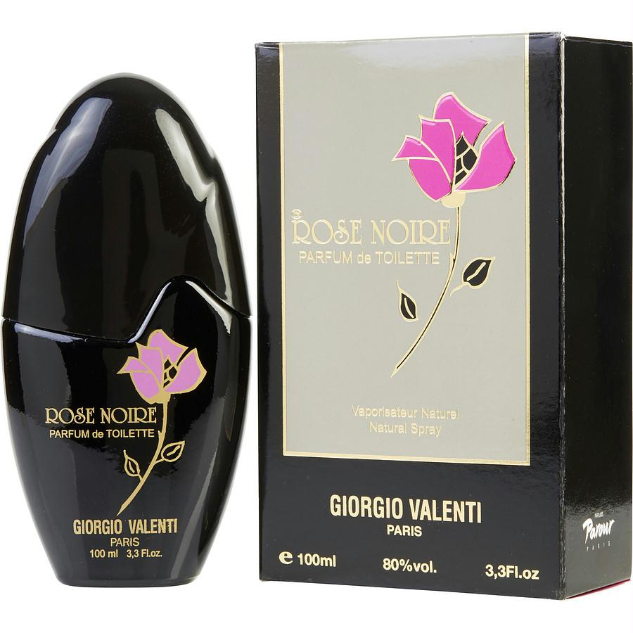Rose Noire By Giorgio Valenti Parfum De Toilette Spray 3.3 Oz