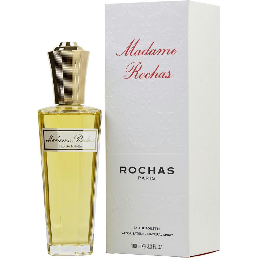 Madame Rochas By Rochas Edt Spray 3.3 Oz