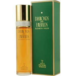 Diamonds & Emeralds By Elizabeth Taylor Edt Spray 1.7 Oz