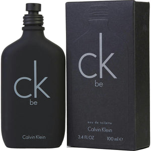 Ck Be By Calvin Klein Edt Spray 3.4 Oz