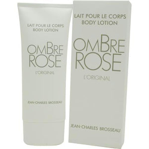 Ombre Rose By Jean Charles Brosseau Body Lotion 6.7 Oz