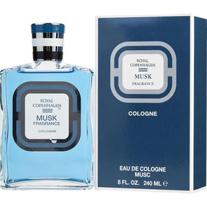 Royal Copenhagen Musk By Royal Copenhagen Cologne 8 Oz