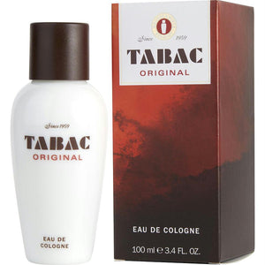 Tabac Original By Maurer & Wirtz Eau De Cologne 3.4 Oz