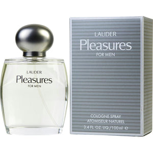 Pleasures By Estee Lauder Cologne Spray 3.4 Oz