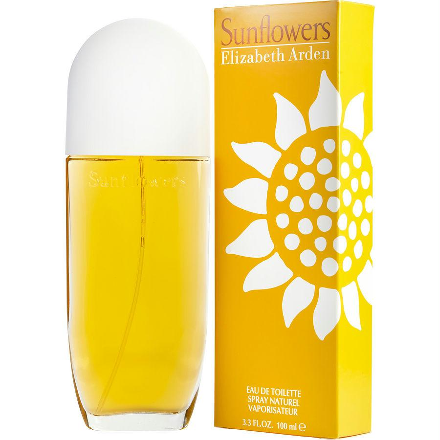 Sunflowers By Elizabeth Arden Edt Spray 3.3 Oz