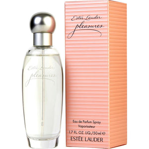 Pleasures By Estee Lauder Eau De Parfum Spray 1.7 Oz