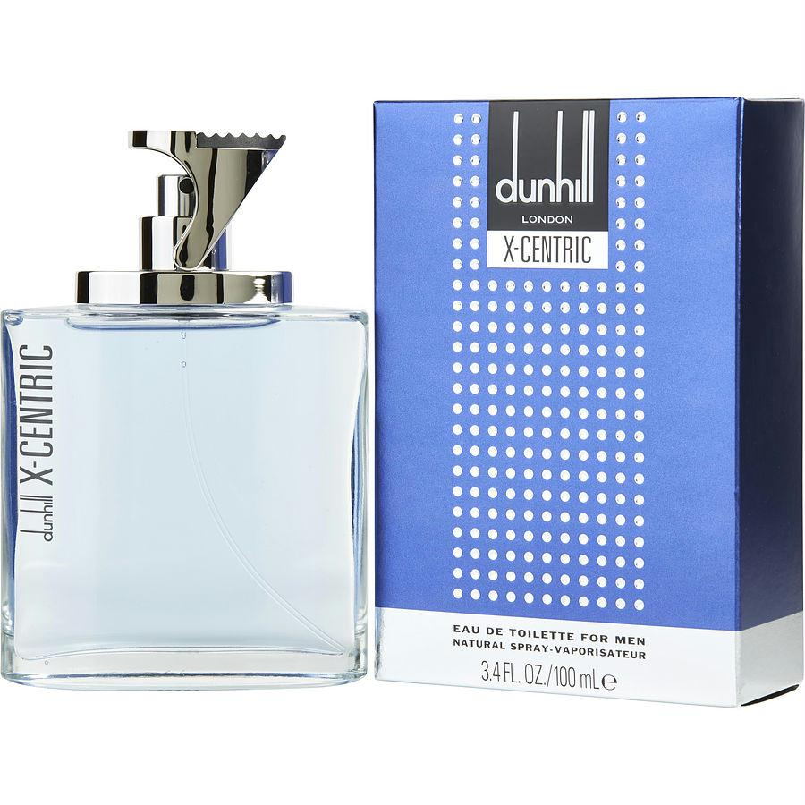 X-centric By Alfred Dunhill Edt Spray 3.4 Oz