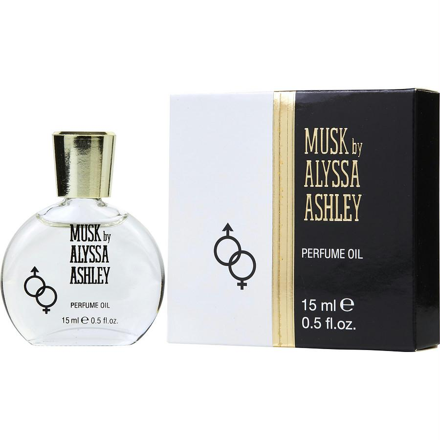 Alyssa Ashley Musk By Alyssa Ashley Perfume Oil .5 Oz