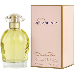 So De La Renta By Oscar De La Renta Edt Spray 3.4 Oz