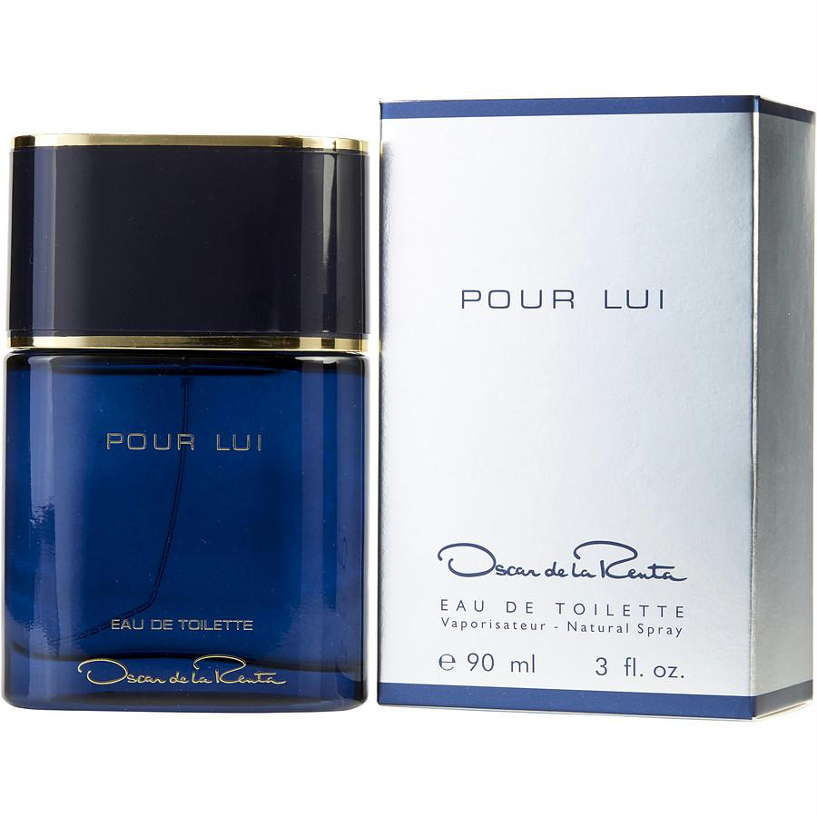 Oscar Pour Lui By Oscar De La Renta Edt Spray 3 Oz