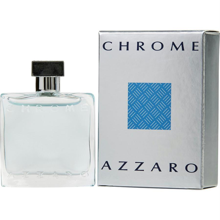 Chrome By Azzaro Edt .23 Oz Mini