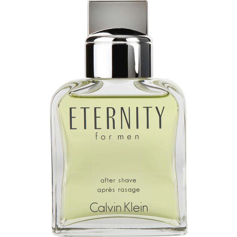 Eternity By Calvin Klein Aftershave 3.4 Oz