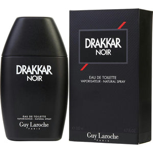 Drakkar Noir By Guy Laroche Edt Spray 6.7 Oz