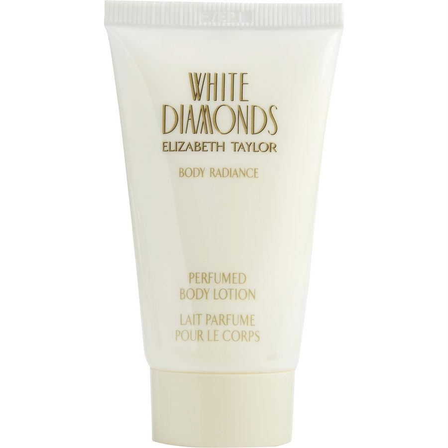 White Diamonds By Elizabeth Taylor Body Lotion 1.7 Oz