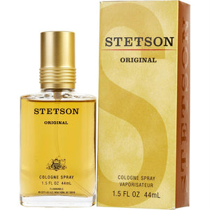 Stetson By Coty Cologne Spray 1.5 Oz